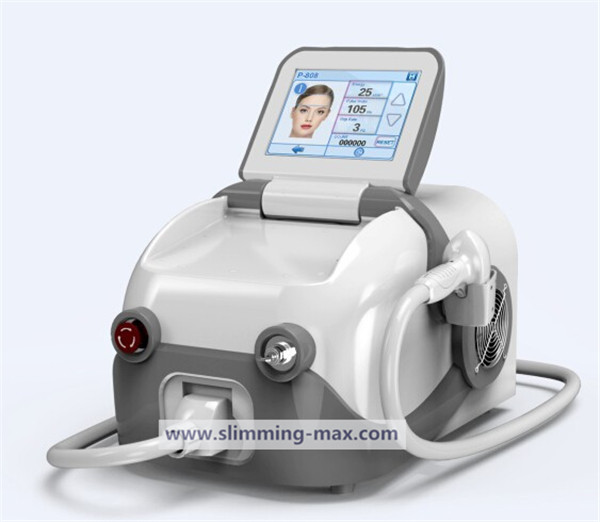 P 808 Professional Germany Portable 808nm Diode Laser Permanent