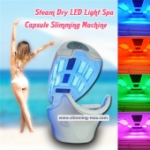 far Infrared sauna spa capsule and ozone spa capsule